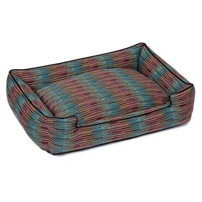 Santa Fe Premium Cotton Blend Bolster Bed Size: 10 H x 39 W x 32 D