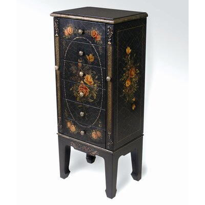 AA Importing 6 Drawer Jewelry Armoire with Mirror at Sears.com