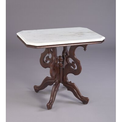 Cheap AA Importing Rectangular Lamp Table with Marble Top (AAI1000)