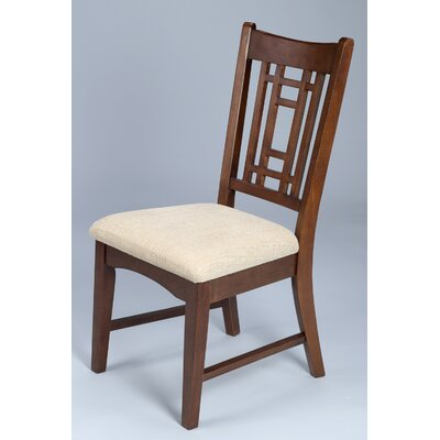 Furniture dining room furniture chair mission style side chair - Mission style dining room furniture ...