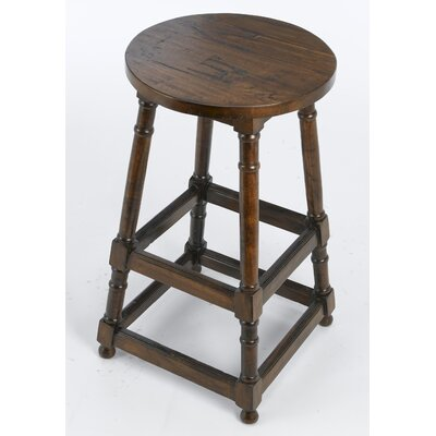 28 Bar Stool Finish: Pecan