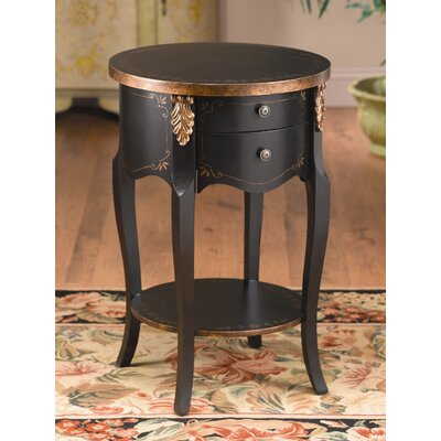 AA Importing End Table - Finish: Black at Sears.com