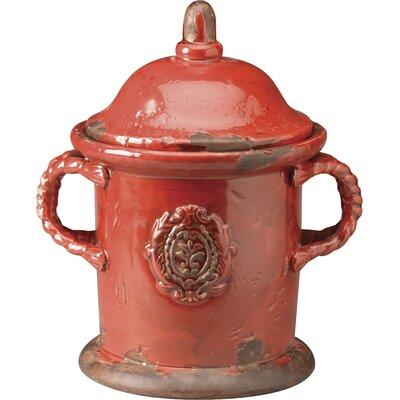 Ceramic Decorative Jar