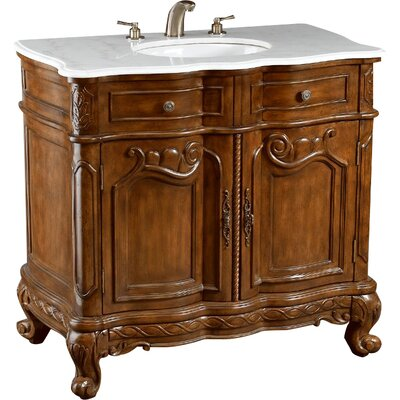 39 Single 2 Door Bathroom Vanity Set