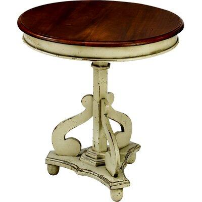 End Table Color: Parchment