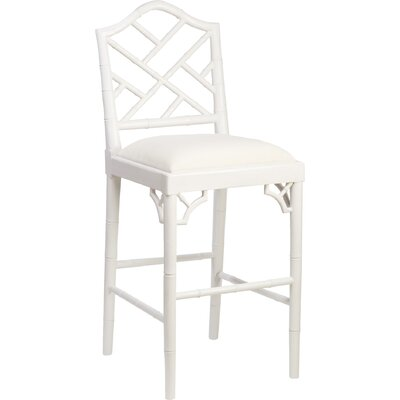 31 Bar Stool Finish: White