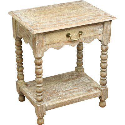 End Table Color: Weathered Sand