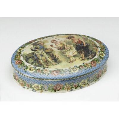 Oval Decorative Box
