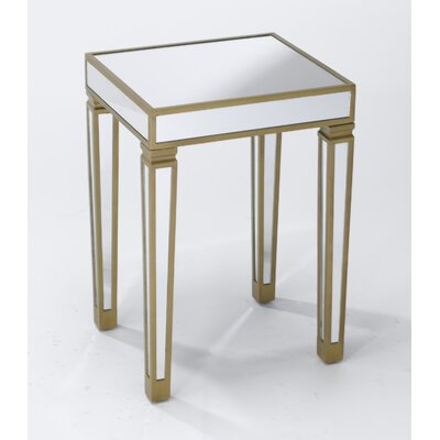 End Table Color: Gold