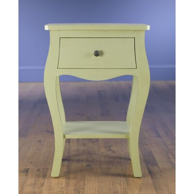 End Table Color: Tan