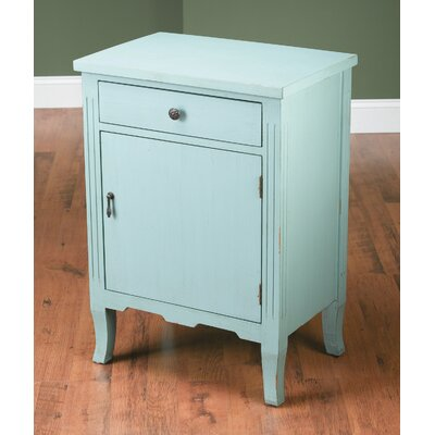 End Table Color: Light Blue