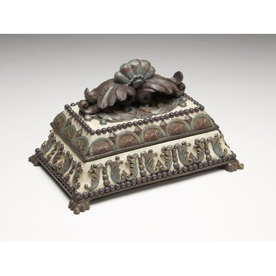 Rectangular Decorative Box 36709