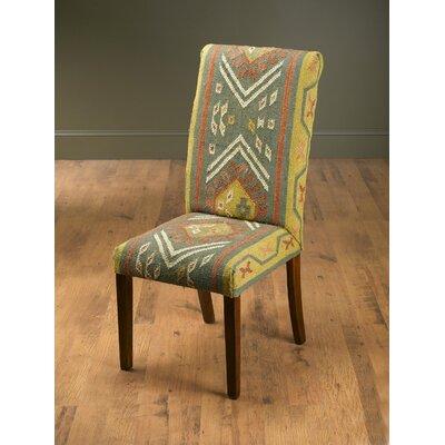 North La Junta Kilim Side Chair