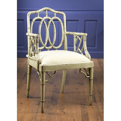 Malgorzata Dining Chair Frame Color: Parchment