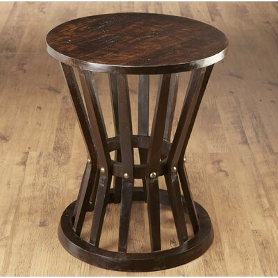 Behdad End Table Color: Pecan
