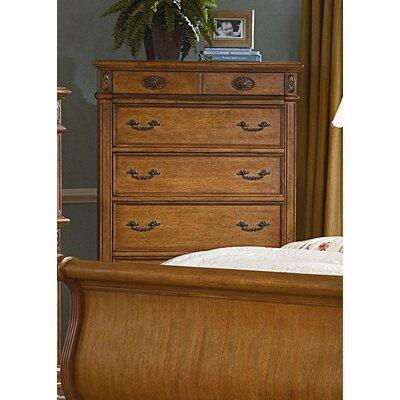 Rent to own Southern Heritage 5 Drawer Chest Fi...