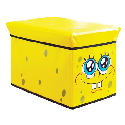 Spongebob Squarepants Storage Ottoman
