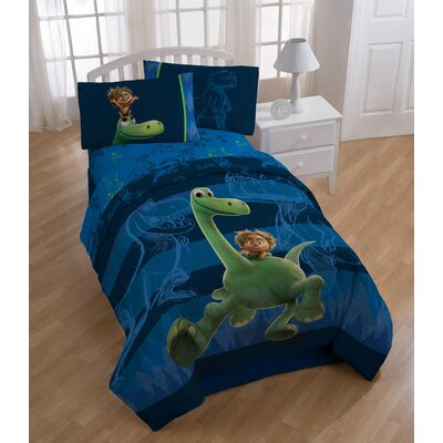 Disney the Good Dinosaur Carnivore Twin Sheet Set