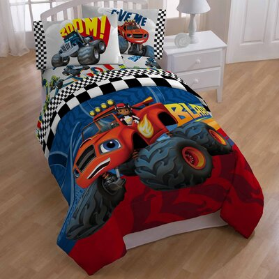 Blaze Fast Track All Season Down Alternative Comforter