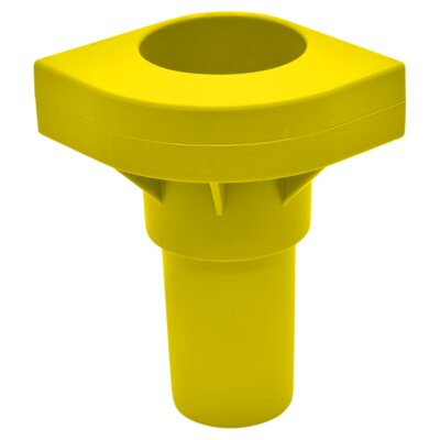 Replacement Cot Leg Color: Yellow