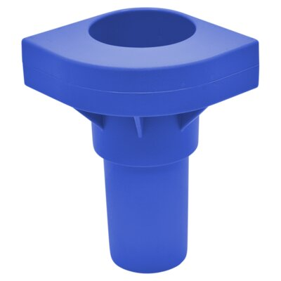 Replacement Cot Leg Color: Blue