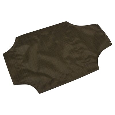 Replacement Lace-up Cover Size: Medium (30 L x 22 W), Color: Tree Bark