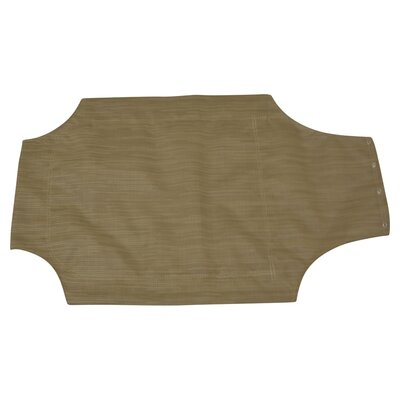 Replacement Lace-up Cover Size: Medium (30 L x 22 W), Color: Country Wheat
