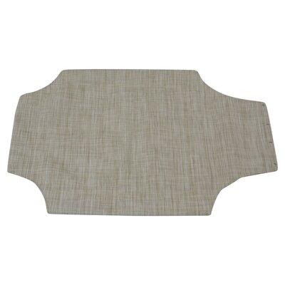 Replacement Lace-up Cover Size: Medium (30 L x 22 W), Color: River Rock