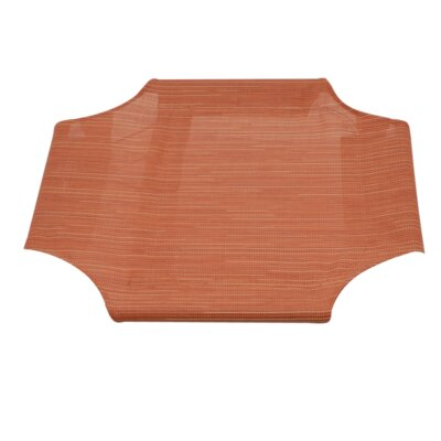 Replacement Lace-up Cover Size: Medium (30 L x 22 W), Color: Clay