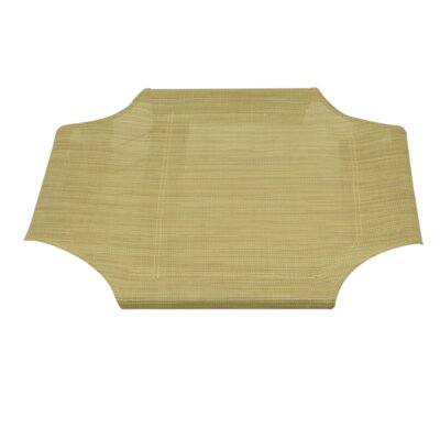 Replacement Lace-up Cover Size: Small (22 L x 22 W), Color: Country Wheat