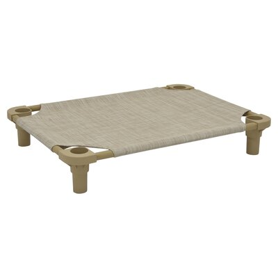 Premium Pet Cot Color: Cork/Tan