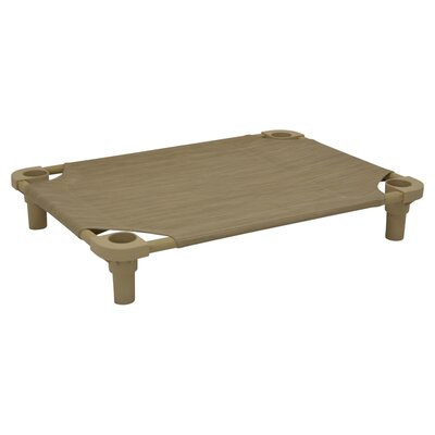 Premium Pet Cot Color: Country Wheat/Tan