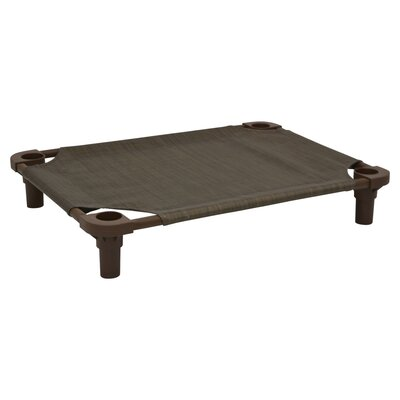 Premium Pet Cot Color: Tree Bark/Brown
