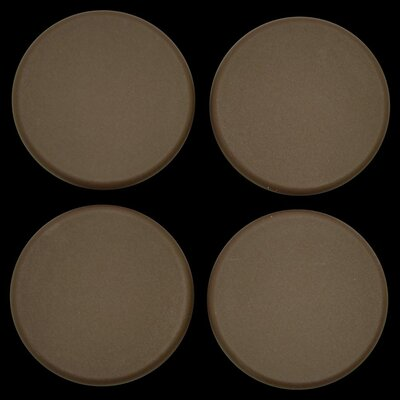 Plastic Plugs Cot Leg Color: Brown