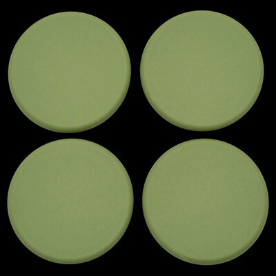 Plastic Plugs Cot Leg Color: Sage