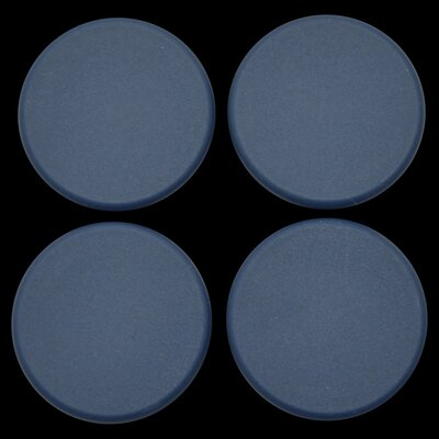 Plastic Plugs Cot Leg Color: Navy