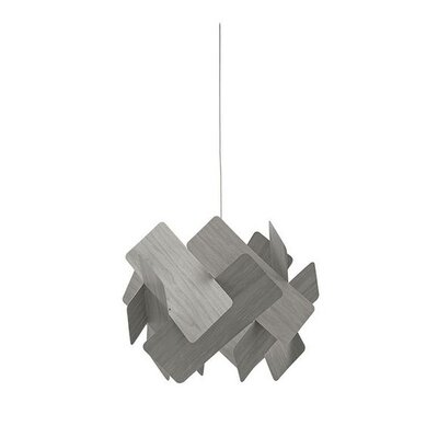 Escape 1-Light Mini Pendant Bulb Type: E26