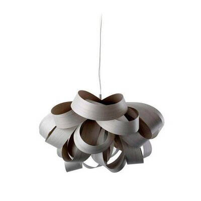 Agatha 1-Light Geometric Pendant Bulb Type: E26