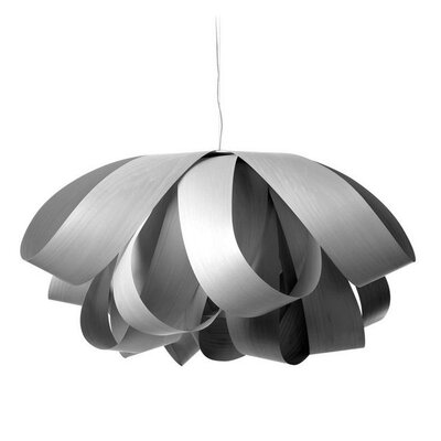 Agatha 3-Light Pendant Bulb Type: E26