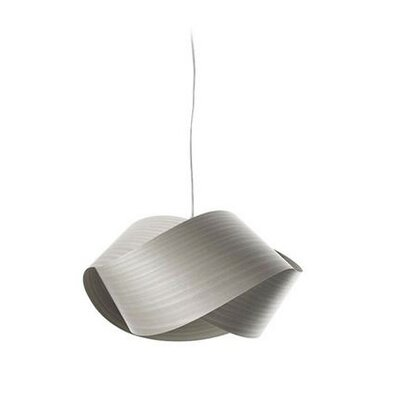 Nut 1-Light Geometric Pendant Bulb Type: GU24