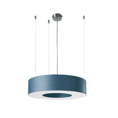 Saturnia 4-Light Drum Pendant