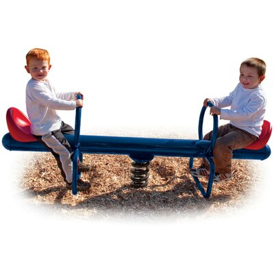 UPlay Today Two Seat Spring See-Saw 02-07-0055
