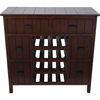 6 Drawer Wine Bottle Rack