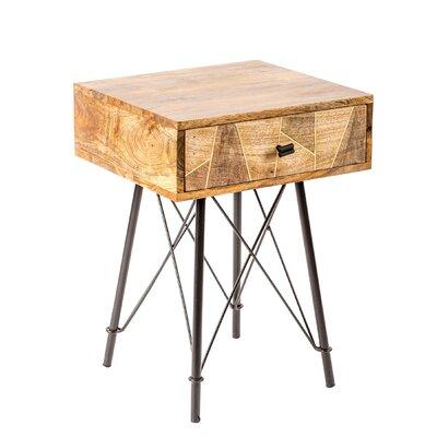 Jackson 1 Drawer End Table