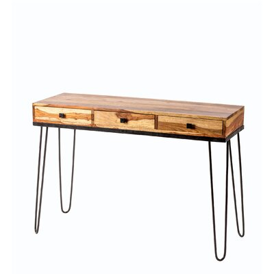 Berry 3 Drawer Console Table