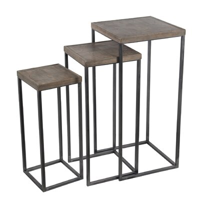 Ehrika 3 Piece Nesting Tables