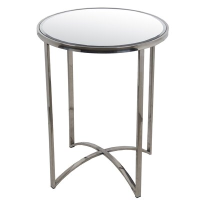 Kinnison Steel End Table