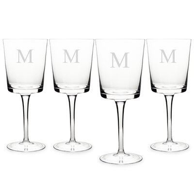 Personalized Wine Glass 3669-4