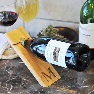 Counter Balance 1 Bottle Tabletop Wine Rack