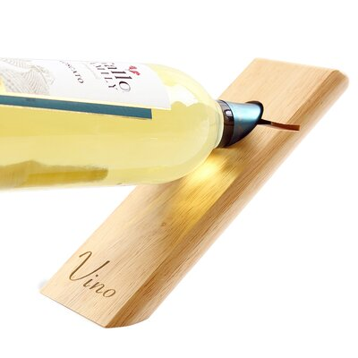 Vino Counter Balance 1 Bottle Tabletop Wine Rack